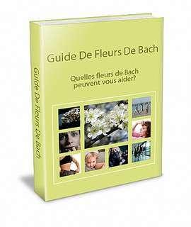 guide de fleurs de bach